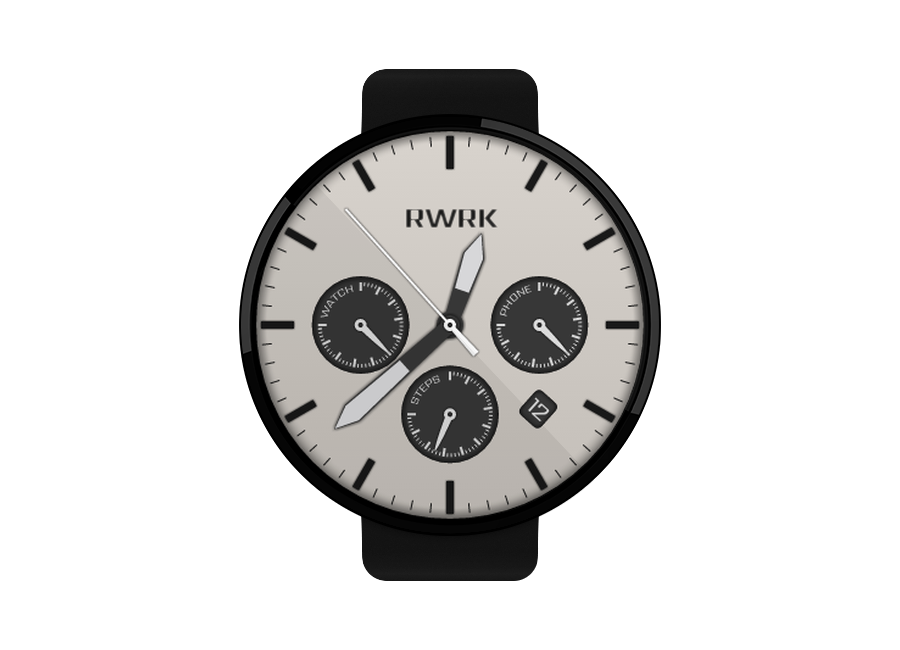 RWRK Watch Face